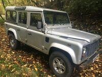 Land Rover defender 110 station wagon TD5