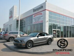2014 Ford Mustang 2DR CONV V6 PREMIUM  - Low Mileage