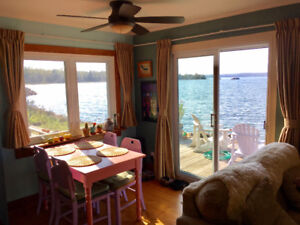 Charming Waterfront House for Rent