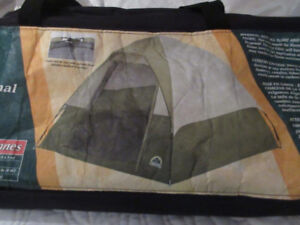 TENT - 5 person Pentagon DOME tent. USED once only