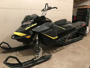 2017 Skidoo G4 Summit 850