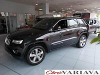 2017 Jeep Grand Cherokee 3.0 CRD Limited Plus 5dr Auto [Start Stop] ** AVAILABLE