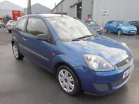 Ford Fiesta 1.6 auto 2007.25MY Style Climate