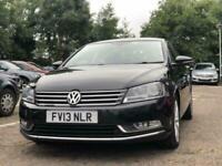 2013 Volkswagen Passat 2.0 HIGHLINE TDI BLUEMOTION TECHNOLOGY 4d 139 BHP Saloon