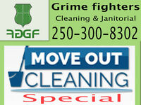 Move In/Out Cleaning Service