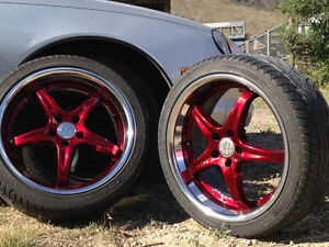 Custom painted rims for sale