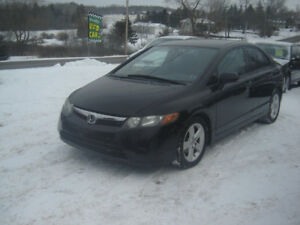2008 HONDA CIVIC SEDAN  SOLD