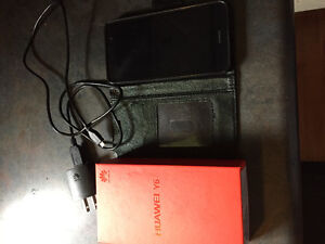Huawei Y6 Phone - excellent condition