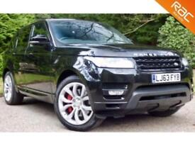 2013 X LAND ROVER RANGE ROVER SPORT 3.0 SDV6 AUTOBIOGRAPHY DYNAMIC AUTO 288 BHP
