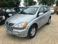 Ssangyong Kyron 2.0TD Auto S
