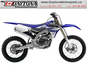 2016 Yamaha YZ450 F - ONE ONLY!