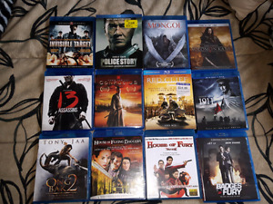 Film asiatique en Blu-ray