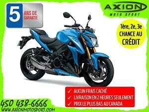 2016 Suzuki GSX-S1000 ABS 37,84$/SEMAINE