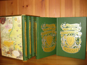The Chronicles of Narnia - CS Lewis - Folio Edition