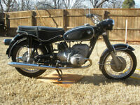 1968 BMW R60 SERIES ut 1704 original km