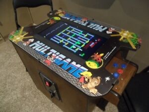 Cocktail Arcade Game *BRAND NEW*