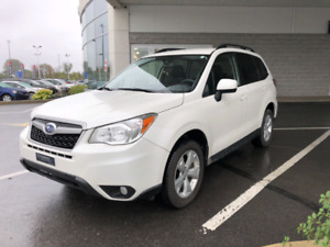 Subaru Forester 2016 Commodité
