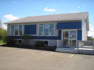 Commercial Building Main St Shediac