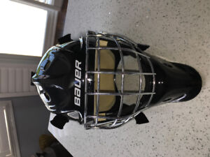 Bauer NME3 Goalie mask - Jr size