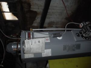 Oil whater heater