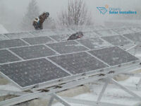 Looking to install solar panels?