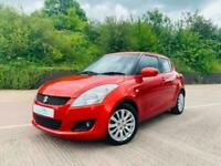 2013 Suzuki Swift 1.2 SZ4 5dr HATCHBACK Petrol Manual