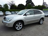 2004 LEXUS RX 300 SE-L 3.0 Navigator & ICE AUTO ONE OWNER CAR FULL SERVICE HISTO
