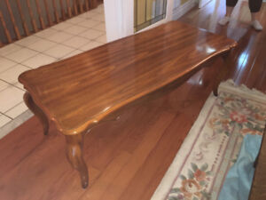 Coffee Table and 2 Matching End Tables (Mint Shape) $125.00