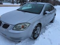 2008 Pontiac G5 Coupe SE With Remote Starter