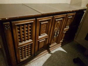 Sears Stereo Floor Console