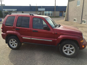 2007 Jeep Liberty LIMITED SUV. ///GOOD LOOKING JEEP\\\