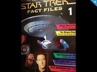 Star Trek Fact Files 1-89