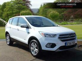 image for 2017 Ford Kuga 2.0 TDCi EcoBlue Zetec AWD (s/s) 5dr SUV Diesel Manual