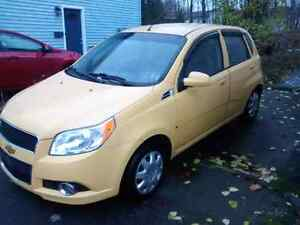 2009 Chevrolet Aveo .. REDUCED from 3500.00 ..