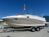2005 Rinker 250 - 5.7GXI Volvo - Inspected and Detailed!!