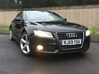 Audi A5 S-line diesel full service history great condition