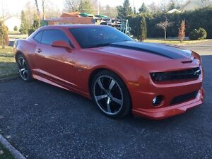 2010 Chevrolet Camaro SS Coupe Manual