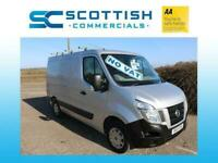 2015 NISSAN NV400 SUPERB CONDITION *NO VAT* LOW MILES ONE OWNER YEARS MOT master