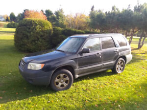 Forester 2006