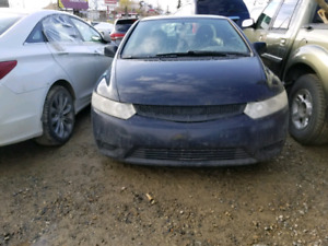 2006 Honda Civic Coupe, for parts ONLY