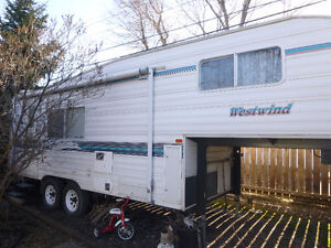 1999 Westwind 5th Wheel Travel Trailer for sale