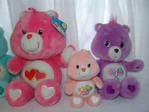 Care Bears Lot of 5. Two talking bears, One Carlton Bear tagged. St. John's Newfoundland image 6