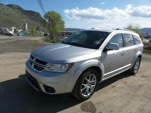 2011 Dodge Journey R/T AWD HALLOWEEN HOWL PRICE ONLY $12840!!