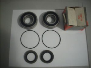 REAR WHEEL BEARING KITS FIAT 124 SPIDER / SPORT COUPE