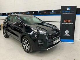 image for 2017 Kia Sportage GT-Line SUV Petrol Automatic