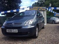 2006 Citroen Picasso 1.6 Diesel - Cheap Tax - Part Exchange - Aylsham Road Affordable Car Centre