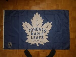 TORONTO MAPLE LEAFS FLAG FOR SALE! Get ready for the playoffs!!!
