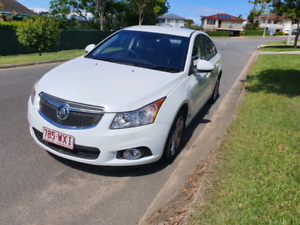 2013 Holden Cruze CD Sedan with Low Kms