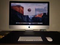 """Apple iMac 27"""" 5k retina (latest model)"""