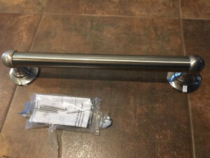 "18"" stainless steel handle bar"